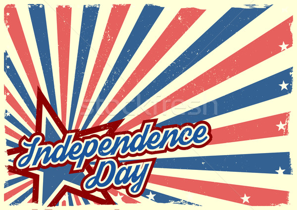 Independence Day Background Stock photo © unkreatives
