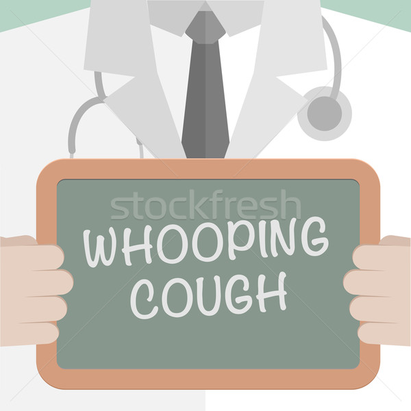 Whooping Cough Stock photo © unkreatives