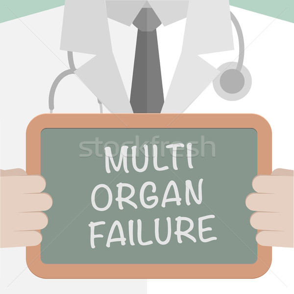 Multi Organ Failure Stock photo © unkreatives