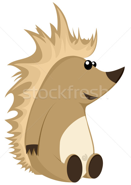 hedgehog Stock photo © unkreatives