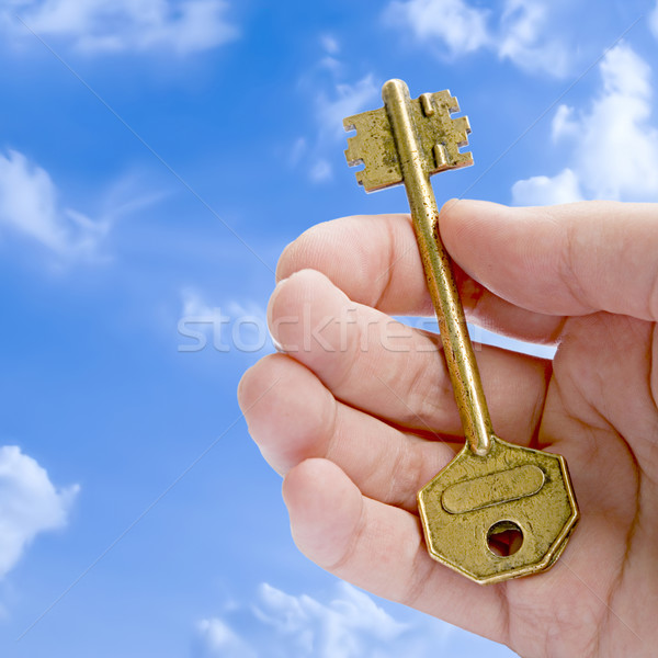 Key To Success Stock photo © UPimages