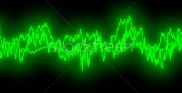 Audio Waves Stock photo © UPimages