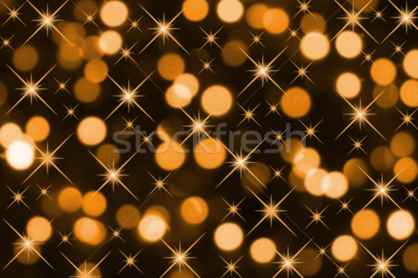 Magic Christmas Lights Stock photo © UPimages