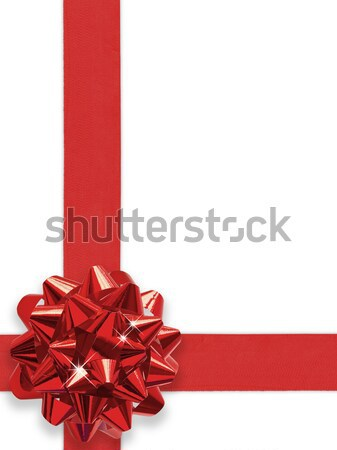 Gift Bow (vector) Stock photo © UPimages