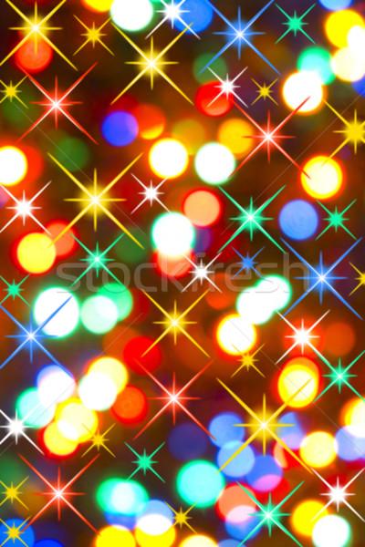 Holiday Lights Stock photo © UPimages