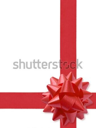 Gift Bow Stock photo © UPimages
