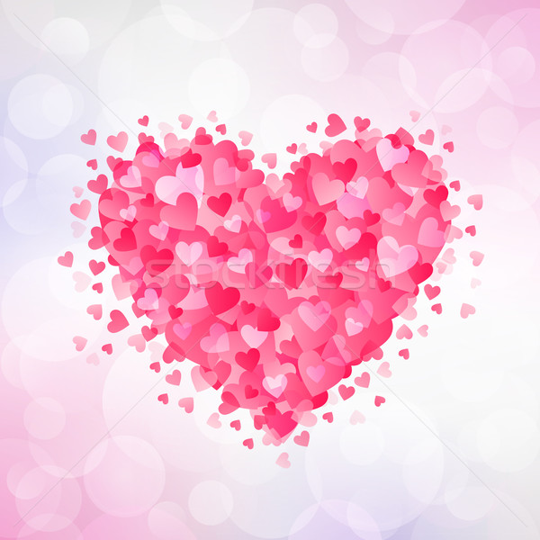 Day of Valentine Stock photo © user_10003441