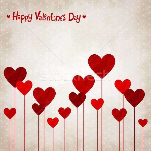Valentines background Stock photo © user_10003441
