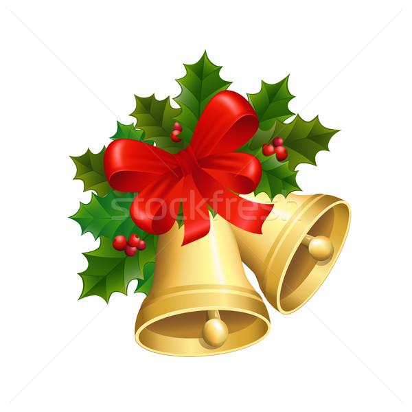 Christmas bells Stock photo © user_10003441