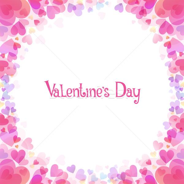 Valentine's day Stock photo © user_10003441