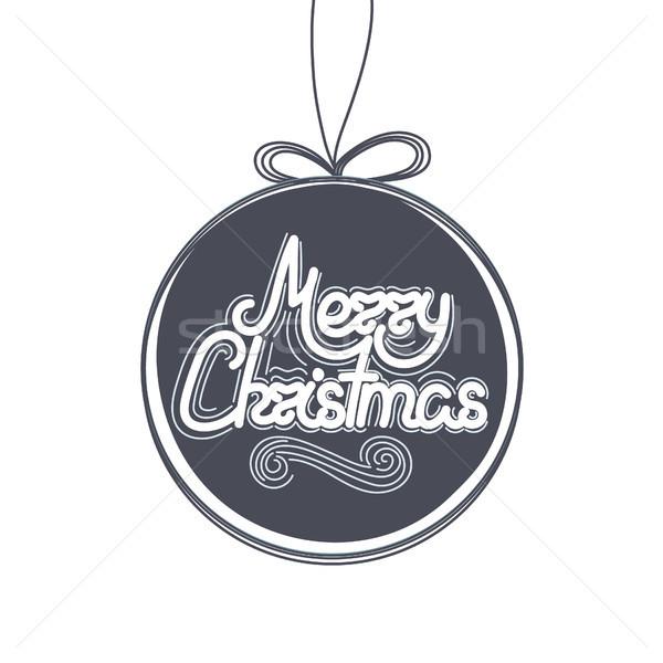クリスマス おもちゃ クリスマス 休日 いたずら書き ストックフォト © user_10144511