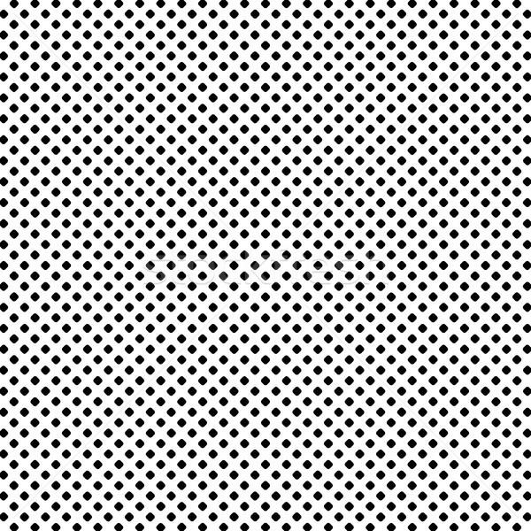 Medios tonos patrón blanco negro asombroso ilustración Foto stock © user_11138126