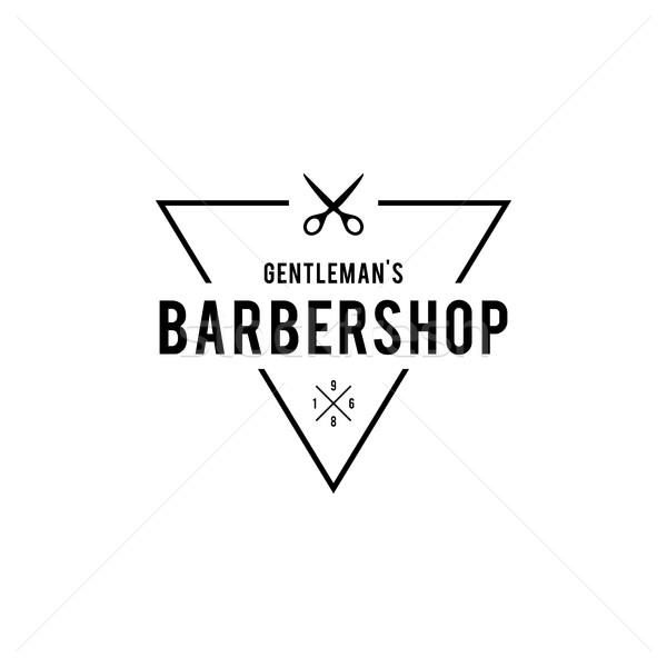 Logo frizerie