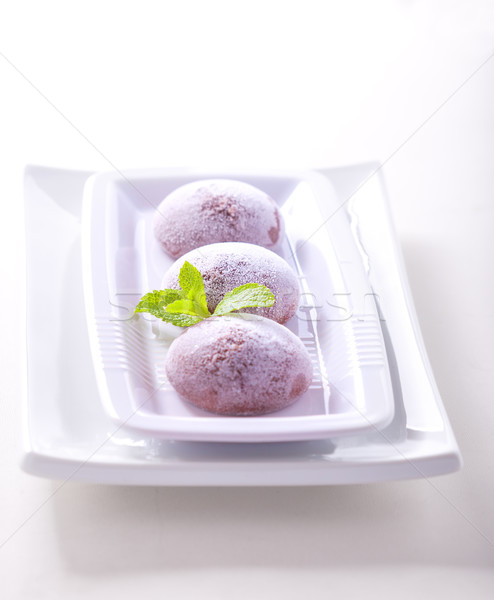Mochi ice cream Stock photo © user_11224430