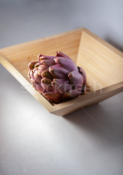 A fresh Artichoke Stock photo © user_11224430