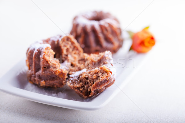 Gluten free muffins Stock photo © user_11224430