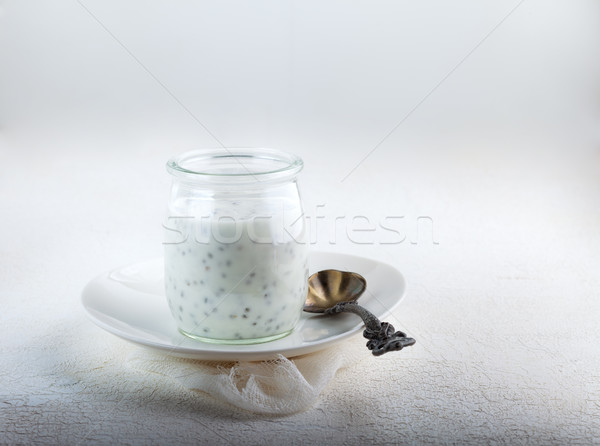 Chia Seed Pudding Stock photo © user_11224430