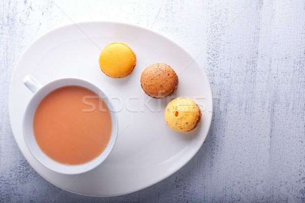 Cup of tea  Stock photo © user_11224430