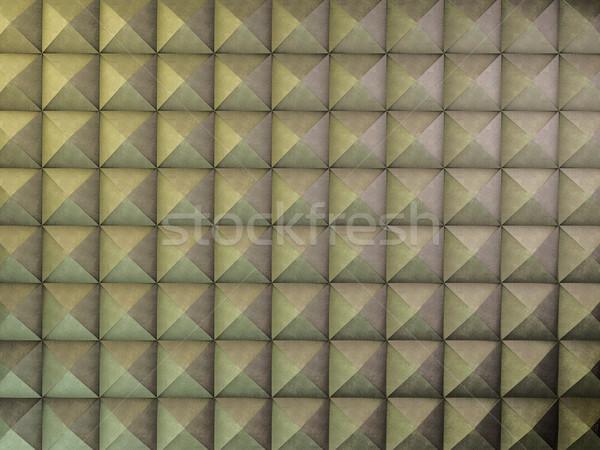 Abstract ontwerp 3D kunst retro Stockfoto © user_11870380