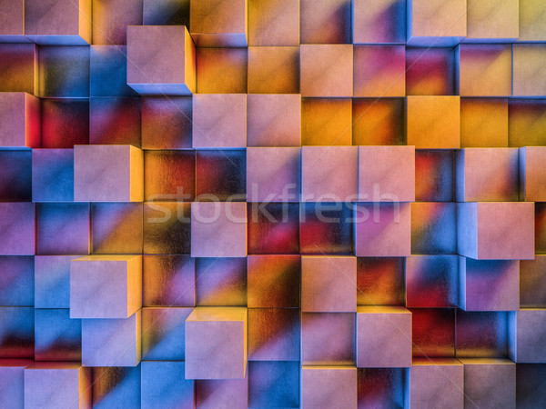 Abstract achtergrond patroon ontwerp banner poster Stockfoto © user_11870380
