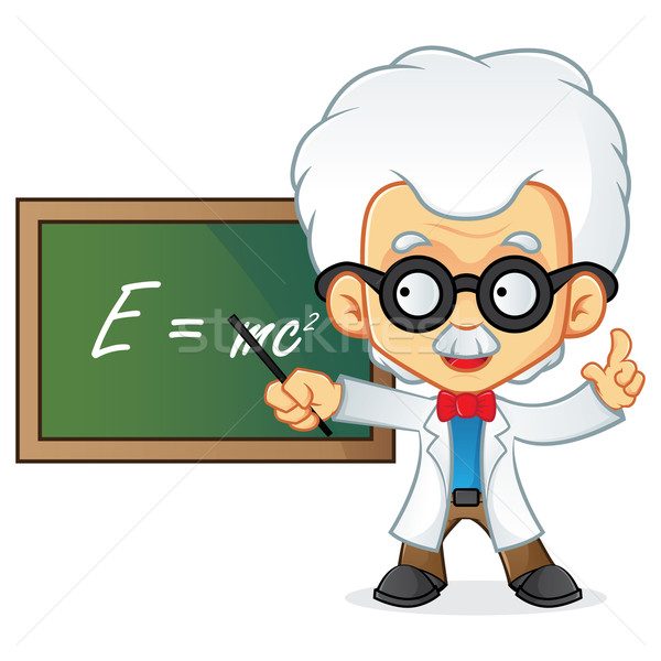 PROFESSOR Stock photo © user_8928535
