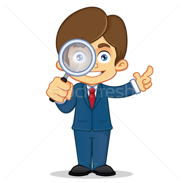 BUSINESSMAN Stock photo © user_8928535