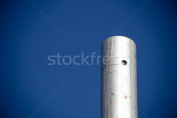 Tubo indústria fábrica industrial Foto stock © user_9323633