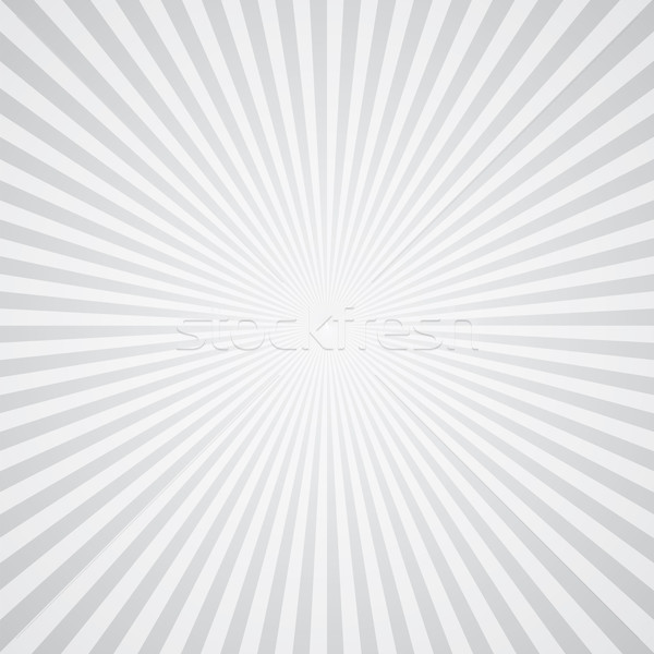 white-gray color burst background. Stock photo © user_9385040