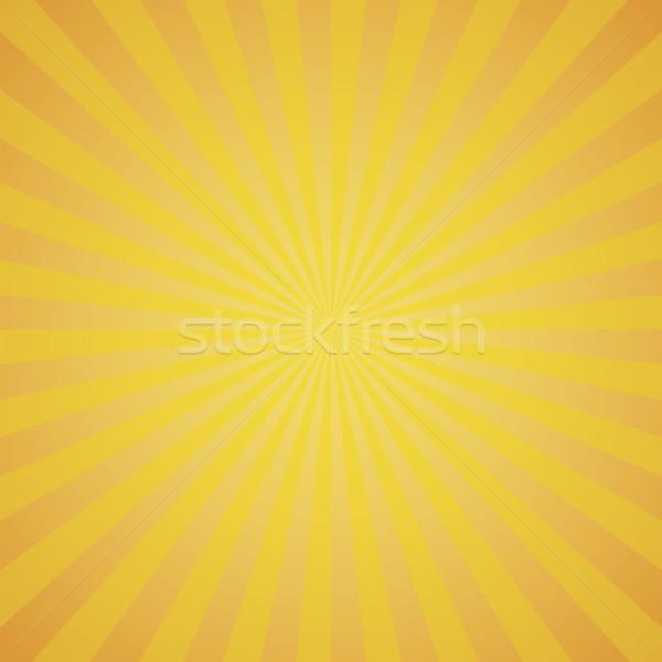 色 バースト 日没 自然 光 背景 ストックフォト © user_9385040