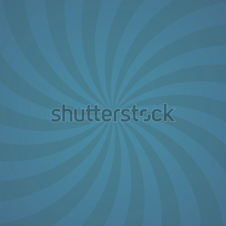 blue color swirl burst background. Stock photo © user_9385040