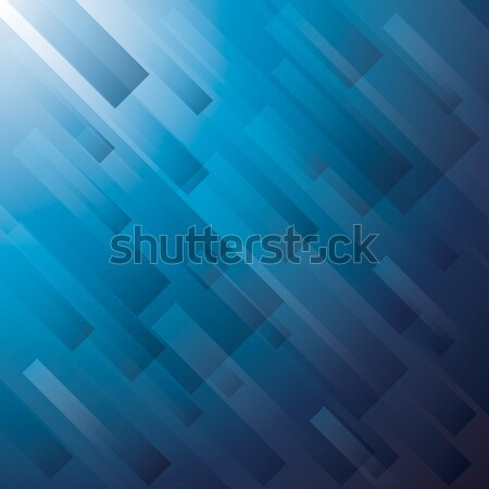 Ideal for technology and business concept  blue background.  Stock photo © user_9385040
