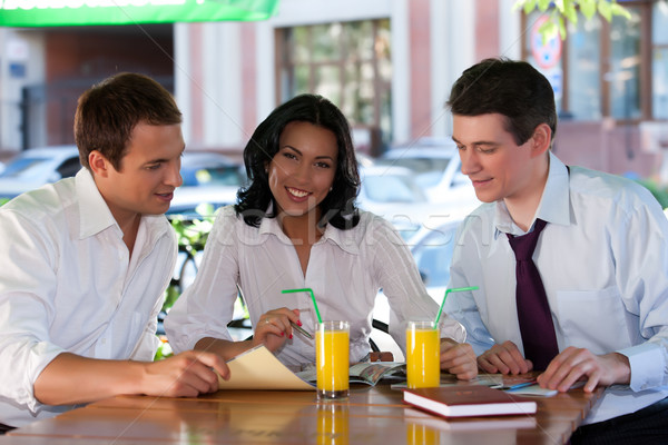 Young Professional People Stock photo © user_9834712