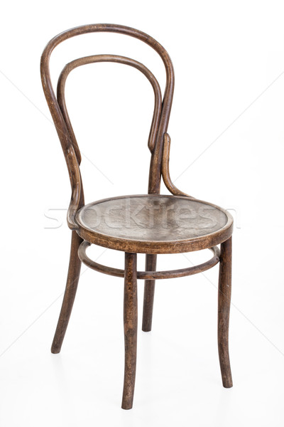 Old Viennese Chair Stock photo © user_9834712