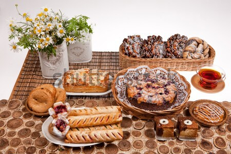 Stock photo: Still Life With Bread