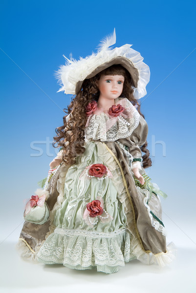 The Doll Stock photo © user_9834712