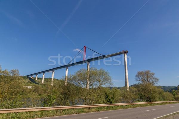 шоссе моста Панорама дороги Сток-фото © user_9870494