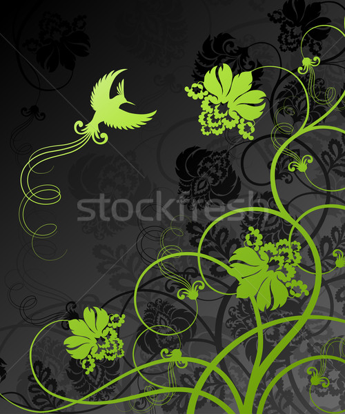 Foto stock: Floral · decoração · belo · primavera · beleza · verão