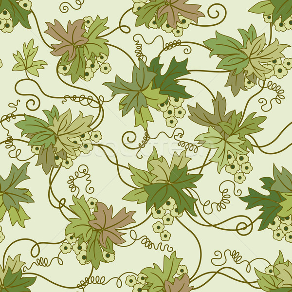 Naadloos herhalen veel bloem abstract Stockfoto © ussr