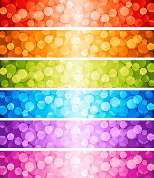 Сток-фото: фары · музыку · вечеринка · аннотация · свет