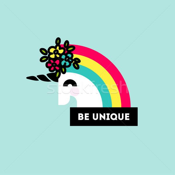 かわいい 頭 花 アレンジメント 引用 ストックフォト © ussr