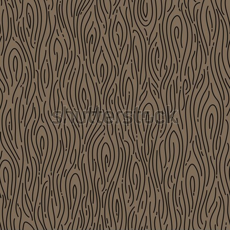 Retro wood seamless background. Vector illustration Stock photo © ussr