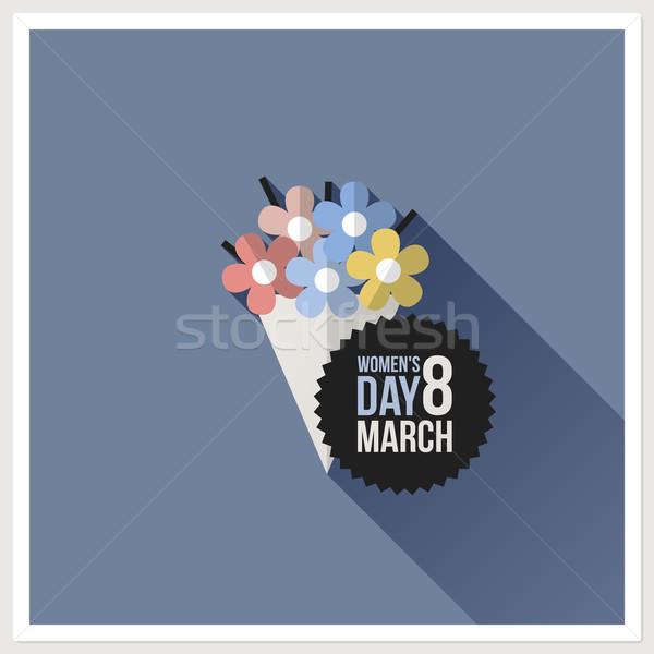 Internazionali giorno carta vettore design Foto d'archivio © ussr