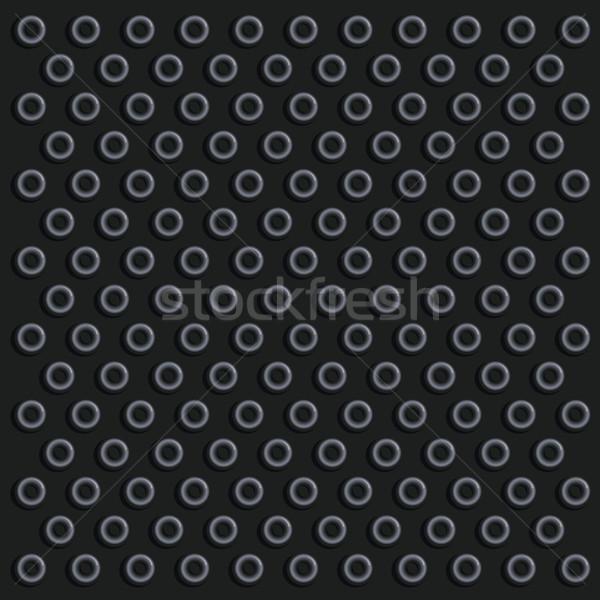 Black knob surface Stock photo © Ustofre9