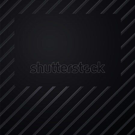 Dark stripes and open space Stock photo © Ustofre9