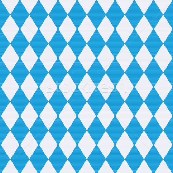 Tablecloth with Bavaria pattern Stock photo © Ustofre9