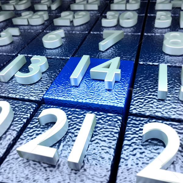 календаря день школы заседание свободу праздник Сток-фото © Ustofre9