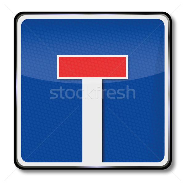 にログイン ビジネス 通り トラフィック 標識 平和 ストックフォト © Ustofre9