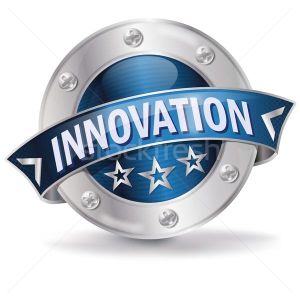 Button Innovation Stock photo © Ustofre9