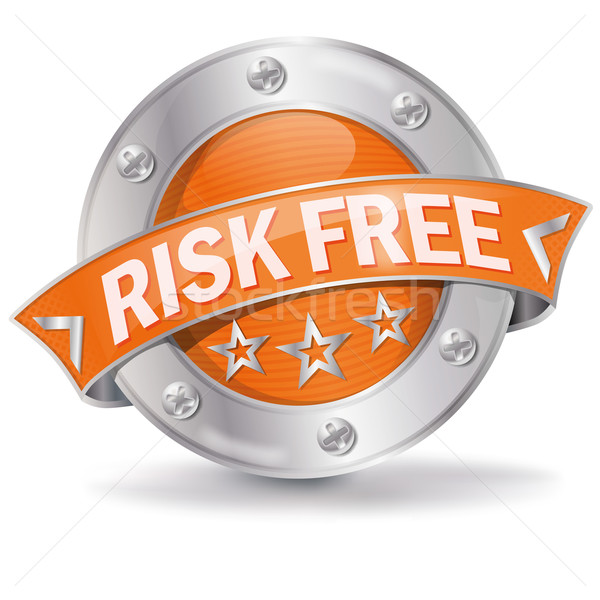 Button Risk Free  Stock photo © Ustofre9