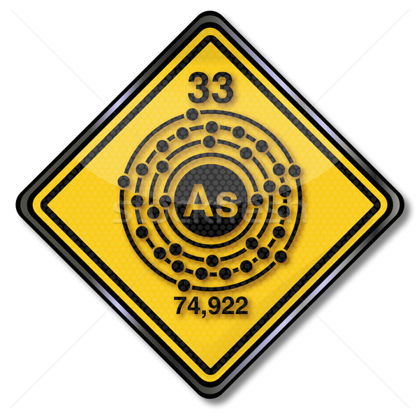 Signe chimie chimiques science médicaments Photo stock © Ustofre9